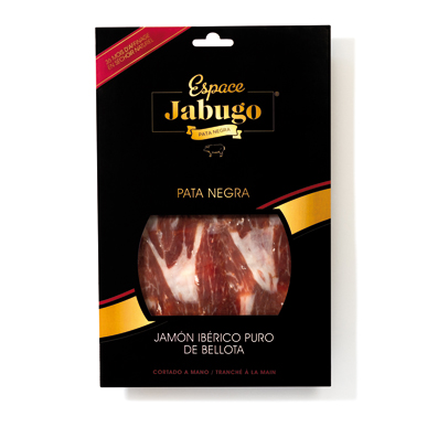 Jambon tranché Ibérique Bellota